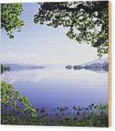 Lough Gill, Co Sligo, Ireland Irish Wood Print