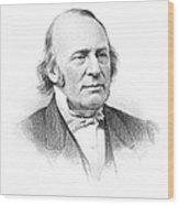 Louis Agassiz (1807-1873) Wood Print