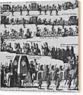 Louis, Duke Of Burgundy Wood Print