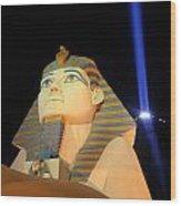 Luxor Sphinx Wood Print