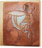 Mabel - Tile Wood Print