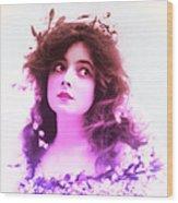 Marie Doro 1902 Wood Print