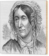 Mary Somerville, Scottish Polymath Wood Print