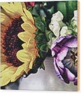 May Flowers I Wood Print