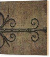Mediterrarean Wood Print