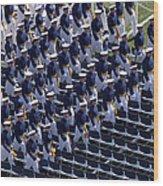 Members Of The U.s. Air Force Academy Wood Print