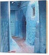 Morocco Wood Print