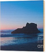 My Sunset Sky Wood Print