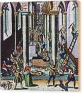Netherlands: Calvinism Wood Print