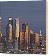 New York City, New York, United States Wood Print