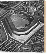 New York: Yankee Stadium Wood Print