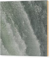 Niagara Falls, American Side Wood Print