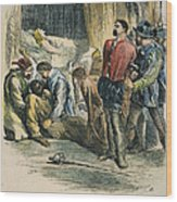 Othello, 19th Century Wood Print