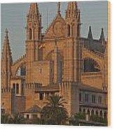 Palma, Majorca, Spain Wood Print
