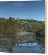 Parc Cwm Darran 2 Wood Print