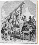 Paris Commune, 1871 Wood Print