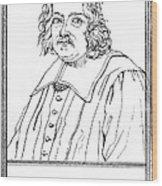 Pierre De Fermat, French Mathematician Wood Print