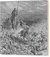 Rabelais: Gargantua Wood Print