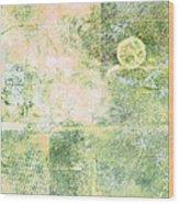 Regeneration Wood Print by Christopher Gaston