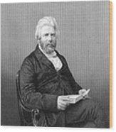 Robert Chambers (1802-1871) Wood Print