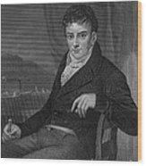 Robert Fulton, American Engineer Wood Print