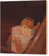 Rock-a-bye My Baby Wood Print
