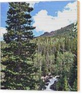 Rocky Mountain National Park2 Wood Print