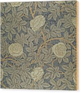 Rose Wood Print by William Morris