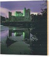 Ross Castle, Killarney, Co Kerry Wood Print