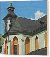 Saint Mary Magdalene Church  Wood Print