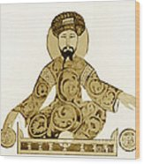 Saladin, Sultan Of Egypt And Syria Wood Print by Science Source