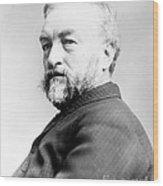 Samuel Langley, American Astronomer Wood Print