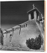 San Francisco De Asis Church Iv Wood Print
