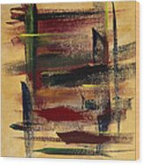 San Pan Wood Print