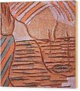 Screen - Tile Wood Print