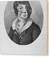 Smallpox Vaccination, 1807 Wood Print