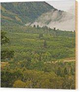 Snowbasin Utah Wood Print