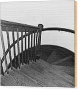 Stairway To Somewhere Wood Print
