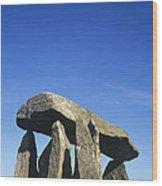 Standing Stones Wood Print