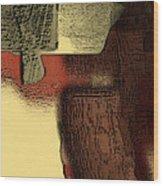 Stilleben Mit Steinen Wood Print