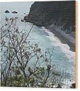Taiwan Postcard 3 Wood Print