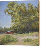 Tennessee Barn Wood Print