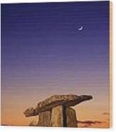 The Burren, County Clare, Ireland Wood Print by Richard Cummins