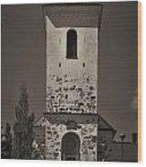 The Church Of Kuopio Wood Print