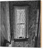 The Hiding Artist Wood Print by Jerry Cordeiro