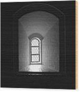 The Window Of The Castle Of Tavastehus Wood Print