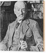 Thomas Hardy (1840-1928) Wood Print