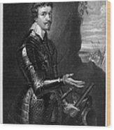 Thomas Wentworth Wood Print