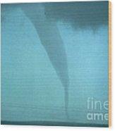 Tornado Wood Print