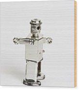 Toy Robot Wood Print